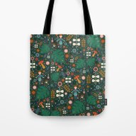 Tote Bag featuring Nausicaa by Carly Watts