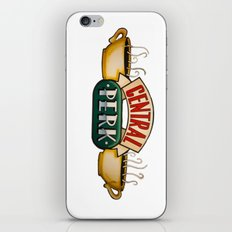 Friends: Central Perk Coffee iPhone & iPod Skin