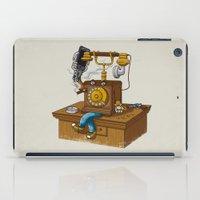 Criminal Business iPad Case