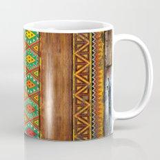 Indian Wood Mug