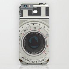 Vintage Camera II Slim Case iPhone 6s