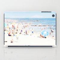 Blue Beach Brooklyn iPad Case