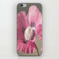 Poppies at Nature iPhone & iPod Skin
