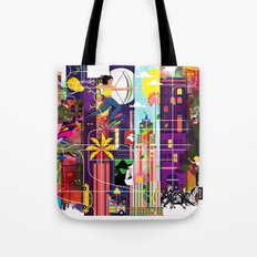 East to East Tote Bag