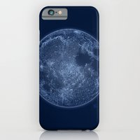 Dark Side of the Moon - Painting iPhone 6 Slim Case