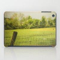 Green Green Grass  iPad Case