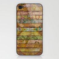 Around The World In Thir… iPhone & iPod Skin