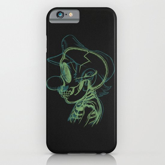 X-Ray of the Brick Breaker. iPhone & iPod Case