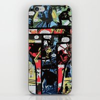 Boba Fett Collage iPhone & iPod Skin
