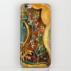 Gibson Hummingbird Acoustic Guitar iPhone & iPod Skin