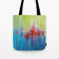 A Day At The Beach/Sonia… Tote Bag