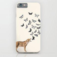 Screaming Butterflies Slim Case iPhone 6s