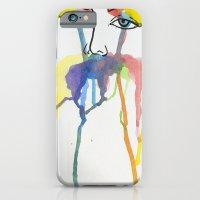 Jane Doe // Watercolour iPhone 6 Slim Case