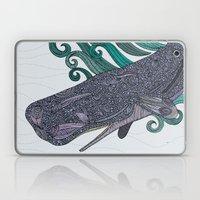 Deep Violet Laptop & iPad Skin