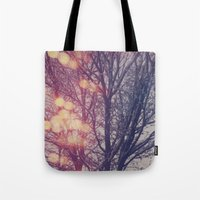 All The Pretty Lights (2… Tote Bag