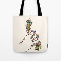 7,107 Islands | A Map Of… Tote Bag