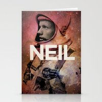 Neil. Stationery Cards