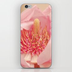 Heart of a Magnolia iPhone & iPod Skin