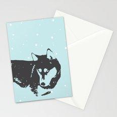 Sinatra Blue  Stationery Cards