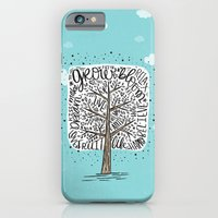 iPhone & iPod Case featuring Tree of Life by Matthew Taylor Wilson