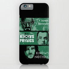 Knowledge Rules Slim Case iPhone 6s