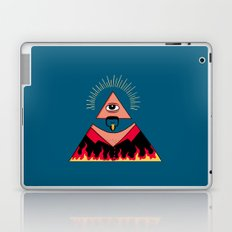 The All Seeing Eye Fieri  Laptop & iPad Skin
