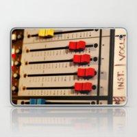 Sound Board I Laptop & iPad Skin
