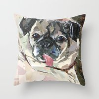 Maud Throw Pillow