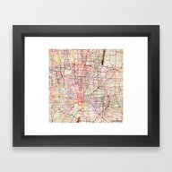 Columbus Framed Art Print