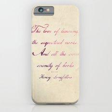 the love of iPhone 6 Slim Case
