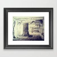 Sevilla Slumming Framed Art Print