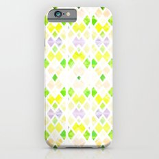 Pastel Geo iPhone 6 Slim Case