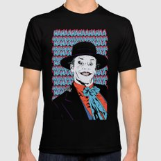 You Can Call Me...Joker! Mens Fitted Tee Black SMALL