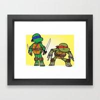 LeoRaph Mini-Print Framed Art Print