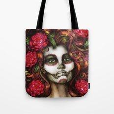 Victoria Rose Tote Bag