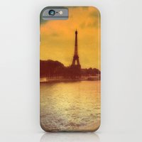 Paris From A Distance  iPhone 6 Slim Case
