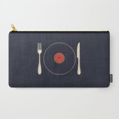 Vinyl Food Carry-All Pouch