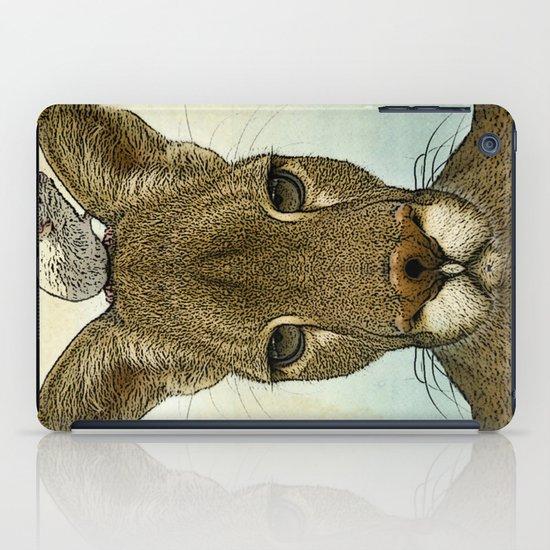 Roo and Tiny iPad Case