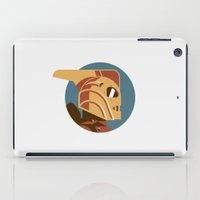 Headgear: Rocketeer iPad Case