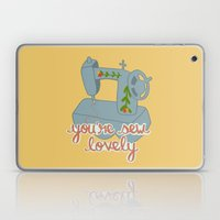 You're Sew Lovely Laptop & iPad Skin