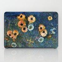 Abstract beautiful barnacles iPad Case