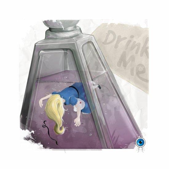 Death of a dreamer Art Print
