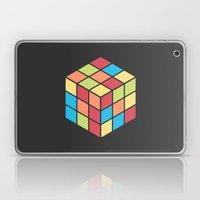 #68 Rubix Cube Laptop & iPad Skin