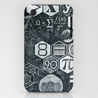 Math Class iPhone (3g, 3gs) Slim Case