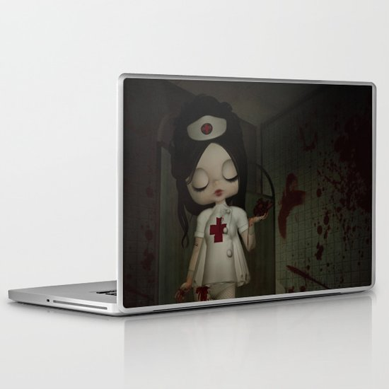 transplant Laptop & iPad Skin