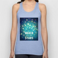 Reach For The Stars Unisex Tank Top