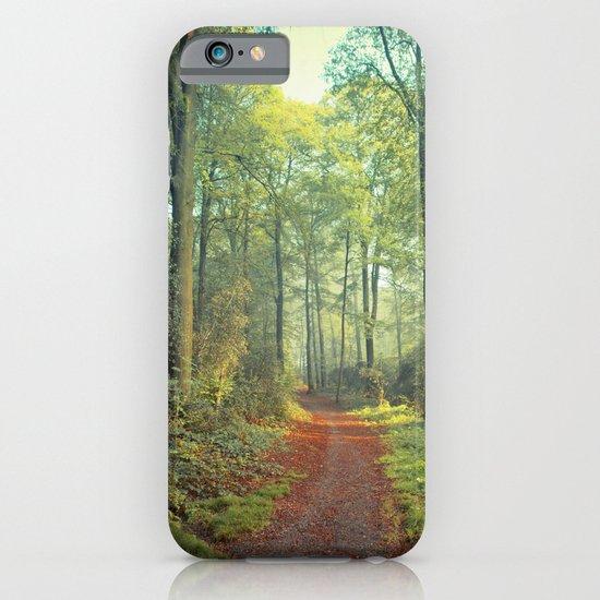 Morning Walk iPhone & iPod Case