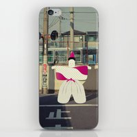 Postcard From Japan: Kyo… iPhone & iPod Skin