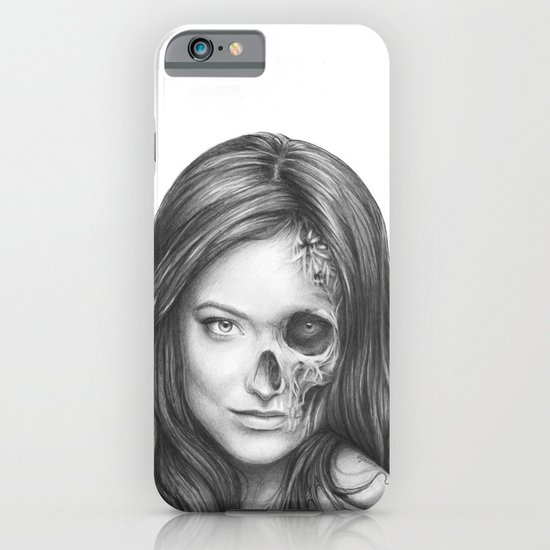 Thirteen Olivia Wilde iPhone & iPod Case
