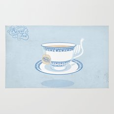 Royal Tea Rug